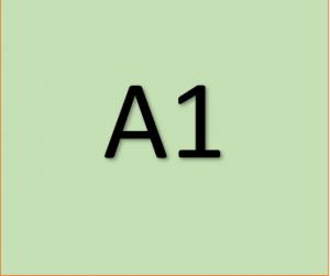 Certyfikaty językowe - poziom A1 języka angielskiego