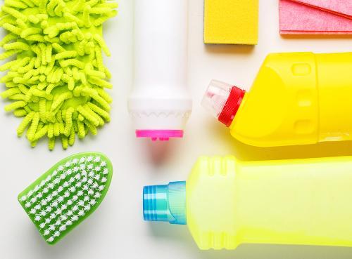 Angielskie słówka związane ze sprzątaniem