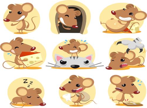 angielskie idiomy związane ze słowem mouse