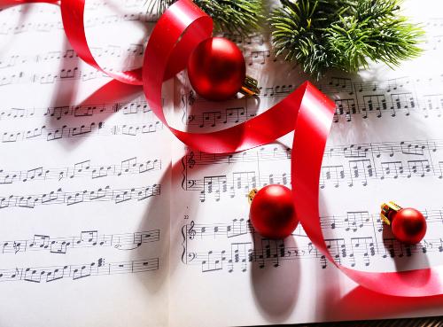 angielskie piosenki świąteczne