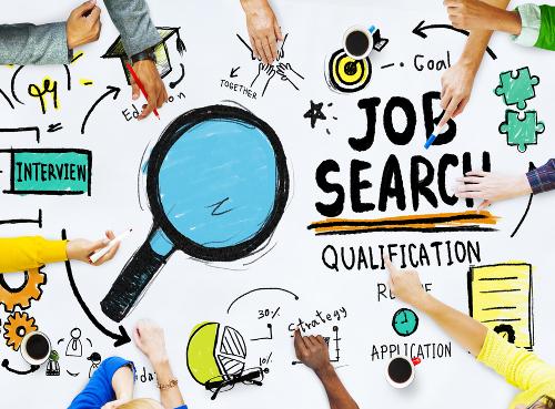 angielskie słownictwo związane z poszukiwaniem pracy