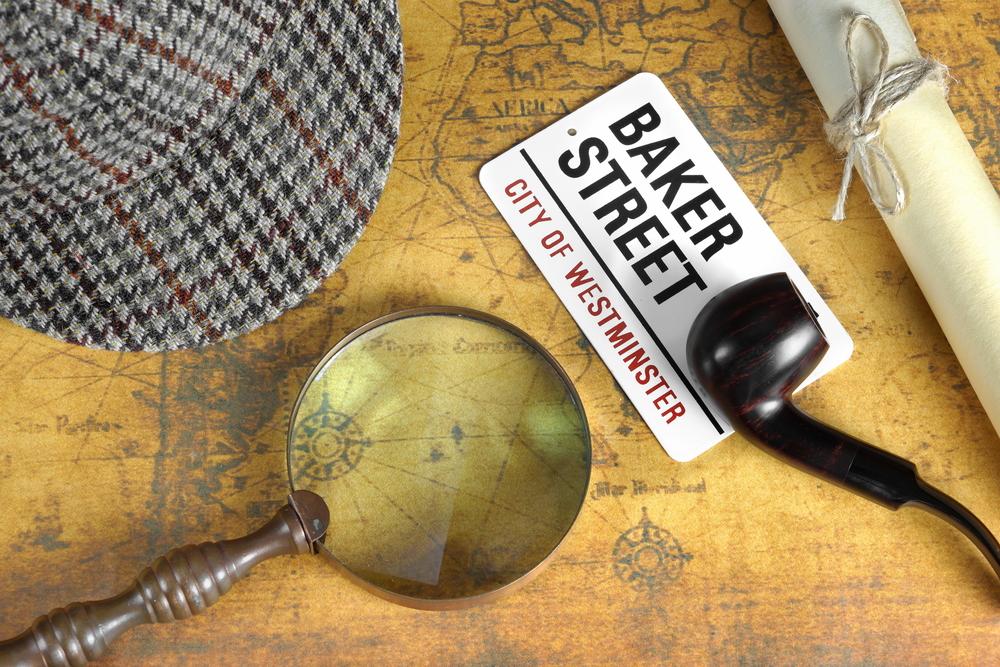 Sherlock Holmes angielskie cytaty